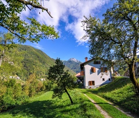 Holiday Home Tolmin