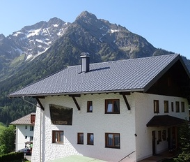 Holiday Apartment Mittelberg