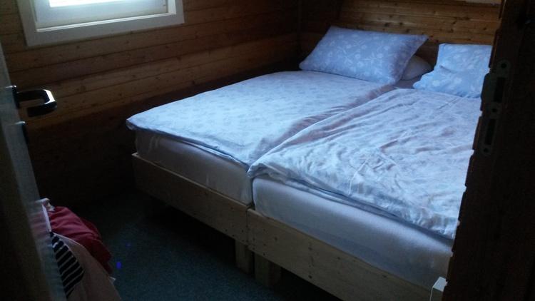 Blockhaus Schlafzimmer