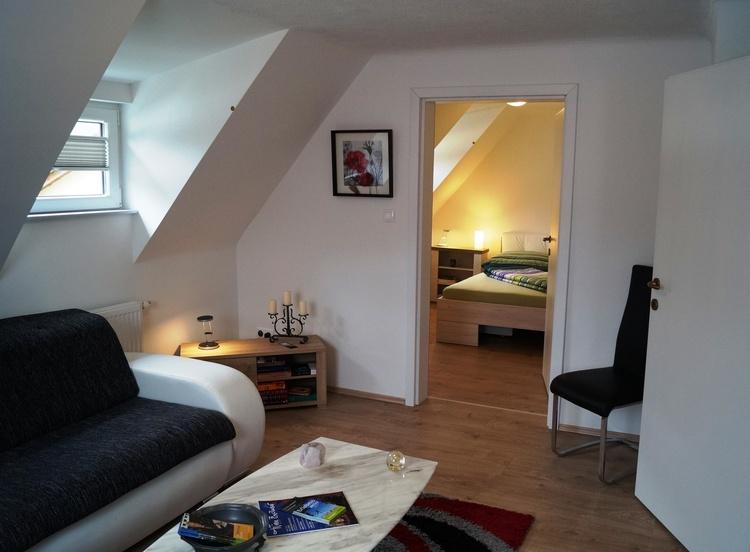 Livingroom/Bedroom
