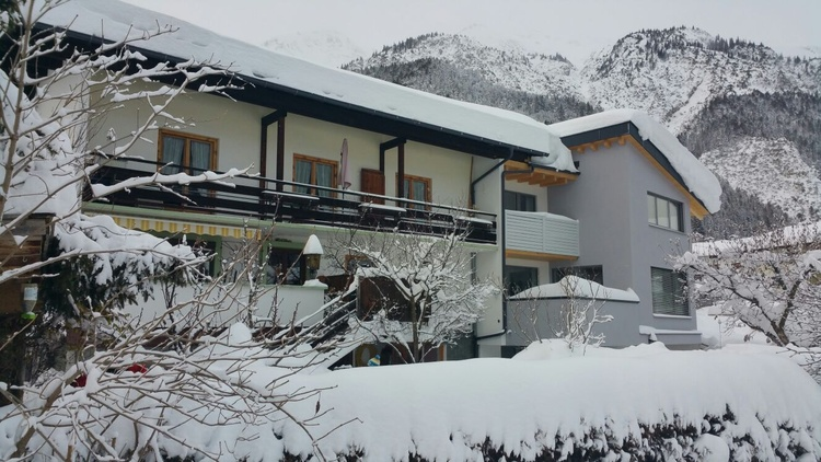 Haus Walch im Winter