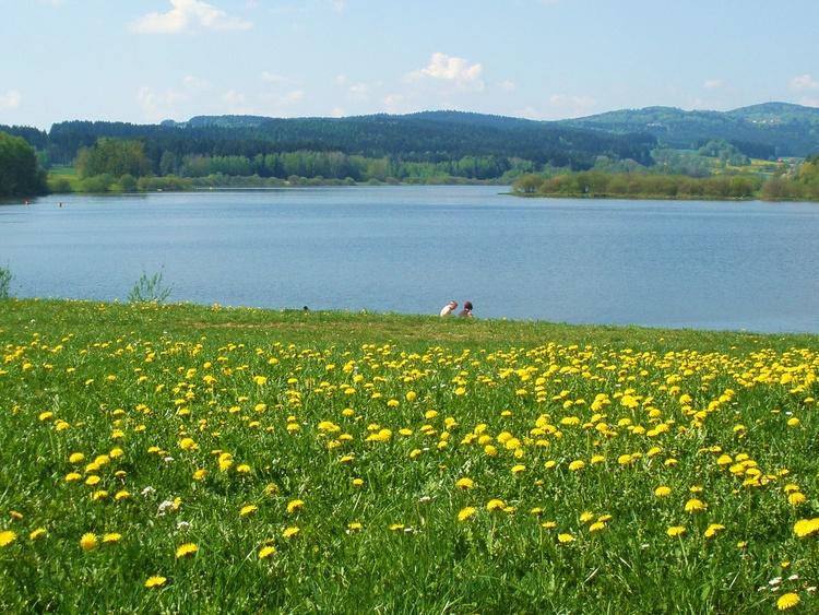 Silbersee Treffelstein