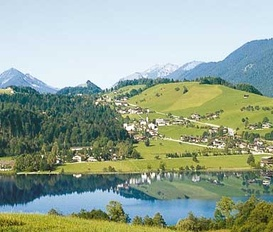 chalet Thiersee