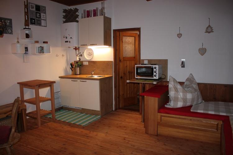 Küche klein aber fein