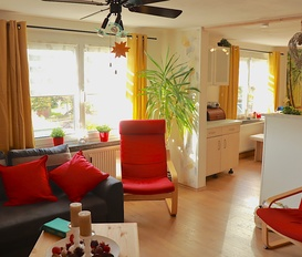 Holiday Apartment Crottendorf