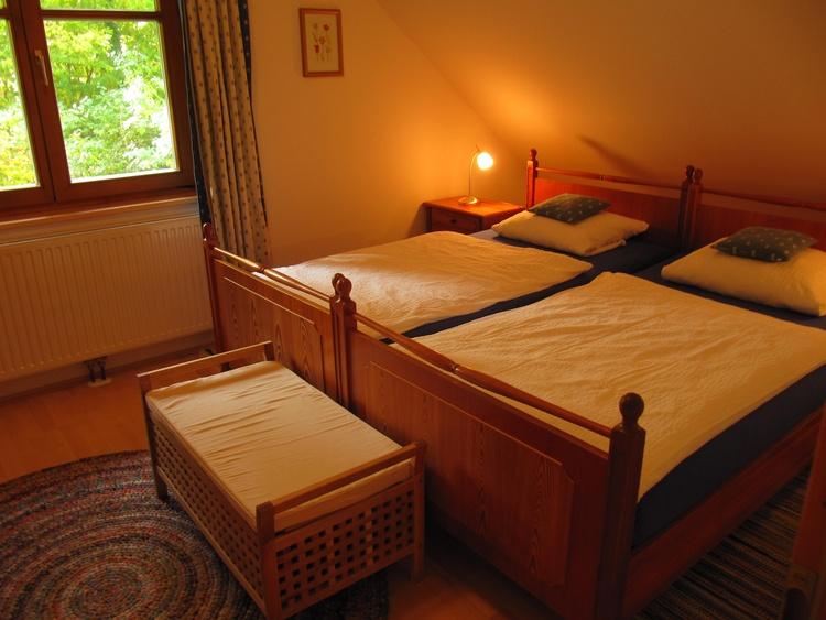 Doppel-Schlafzimmer Betten 200x200