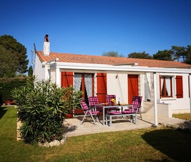 Holiday Home Insel Oleron Dolus, -Vert-Bois