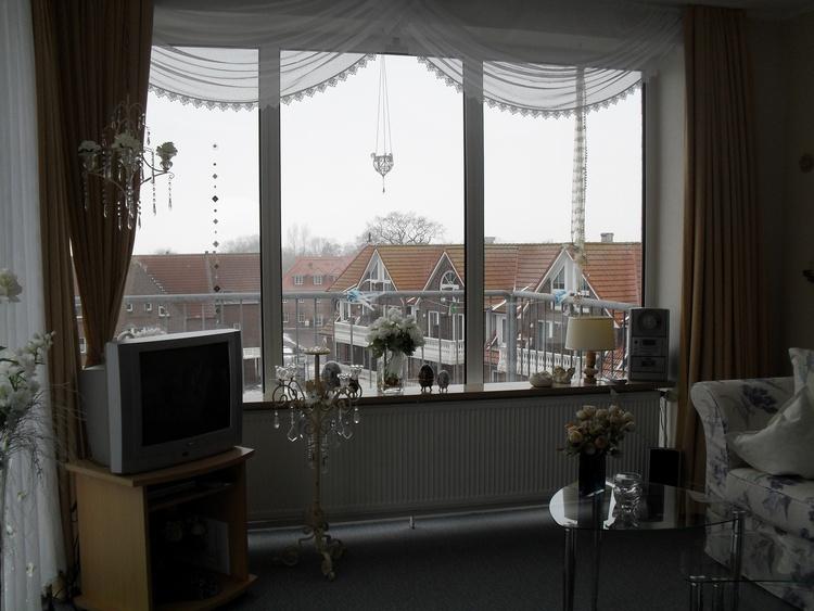 Wohnzimmer mit Blick Zentrum