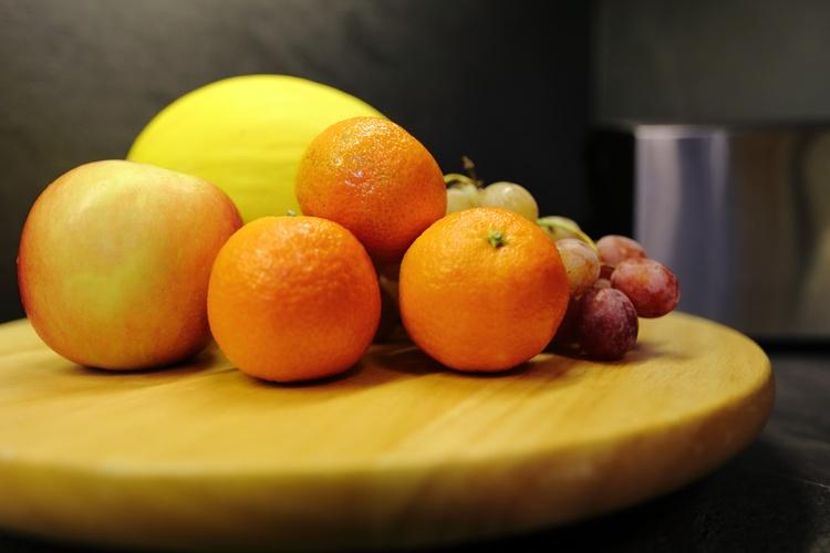Ferienhaus Däschinger Goldener Mond fruit bowl