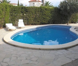 Holiday Home Miami Playa (Platja)