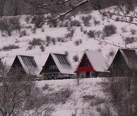 Hütte Trusetal