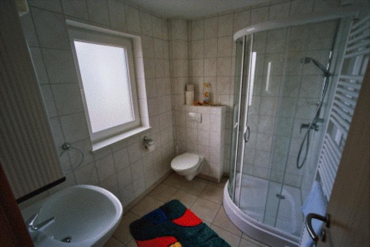 Das Badezimmer...