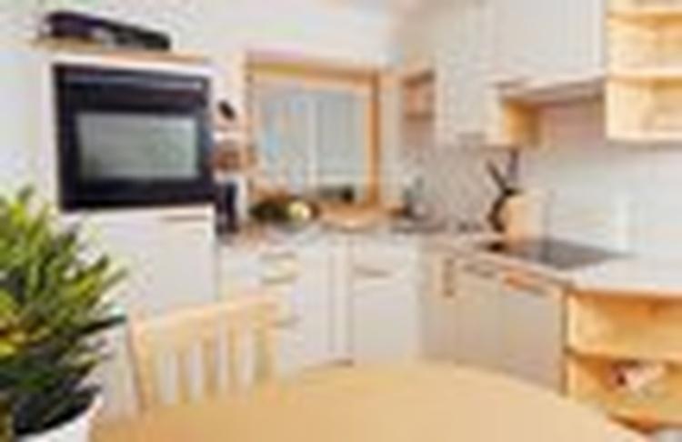 gemütliche,gut ausgerüstete Küche