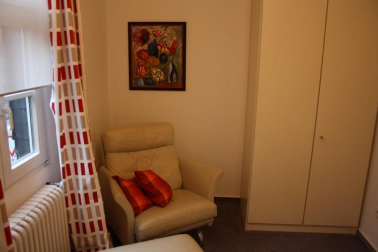 Kleines Schlafzimmer 1. OG