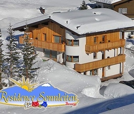 Holiday Apartment Berwang