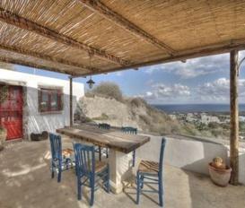 Ferienhaus Vourvoulos Santorini