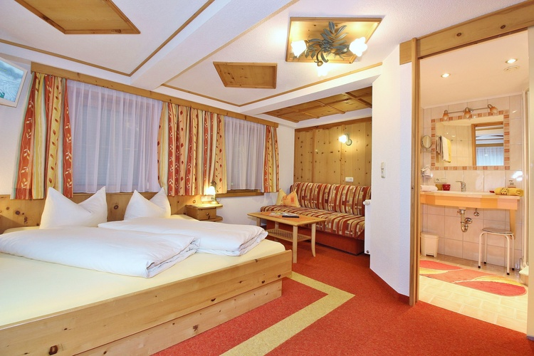 Doppelzimmer Paznaun