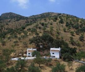 Hütte Almogia, Malaga