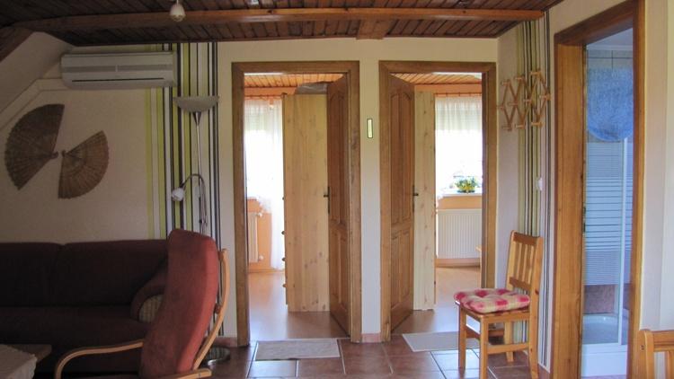 """Wohnzimmer im Appartement """" Sonneaufgang"""""""