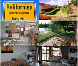 Ferienhaus Schönberg-Kalifornien/Holm