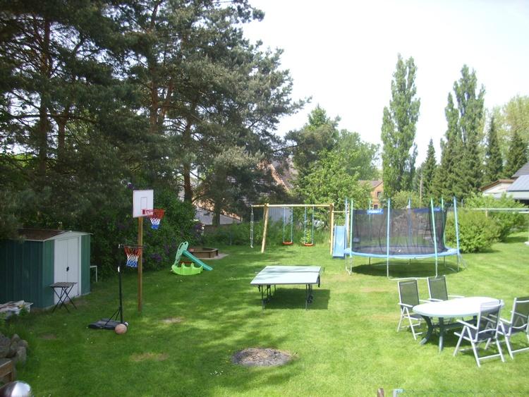 Sport-und Spielplatz für die Klein und Groß