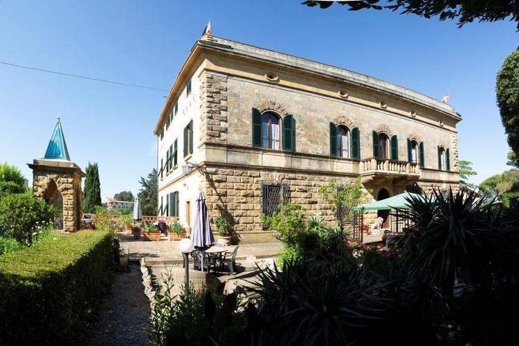 Residenz Villa Elena. Hauptvilla