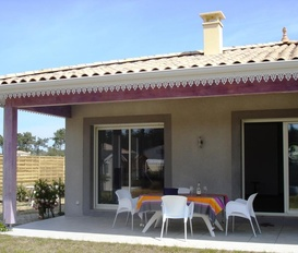 Holiday Home Vendays-Montalivet