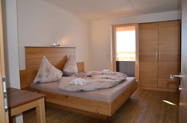 Eichenholzschlafzimmer