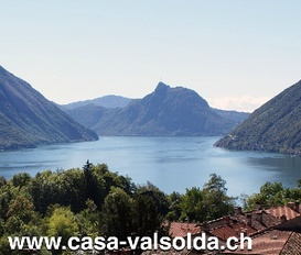 Holiday Home Valsolda