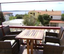 Holiday Apartment Mandre island Pag