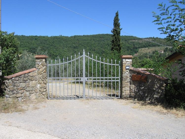 Entry Casa La Quercia