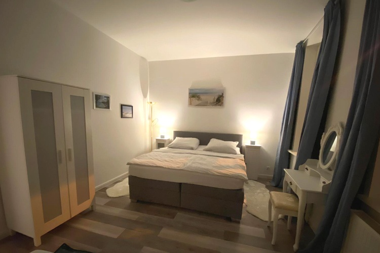 Sleeping Room with boxspringbed