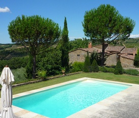 holiday villa Radda in Chianti