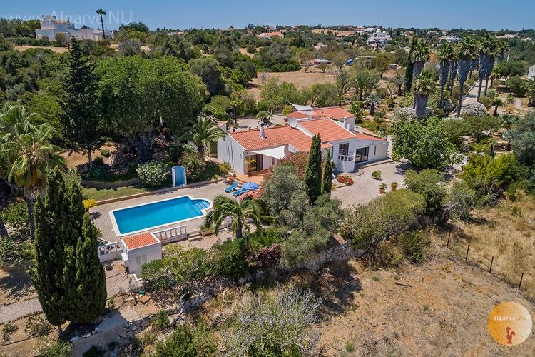 Algarve private Villa with pool, close to sea
