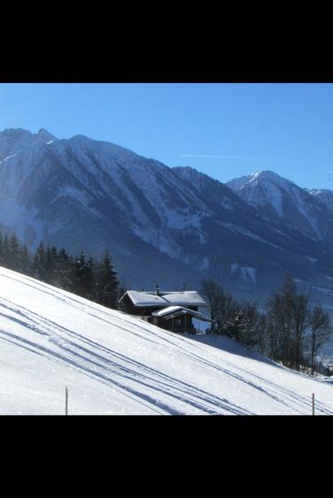 winter in Art Chalet Vorderschuhzach