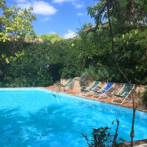 Pool Villa La Rogaia