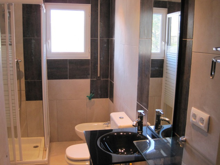 Bathroom shower cabine BD and WC