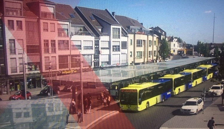 Busbahnhof Euskirchen