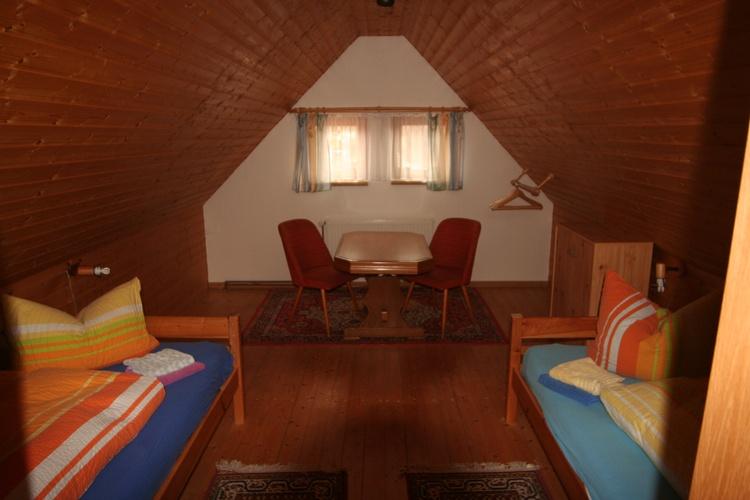 """2. Schlafzimmer für die Fewo´s """"Burgberg"""" und """"Herzberg"""