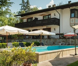 holiday villa MERAN