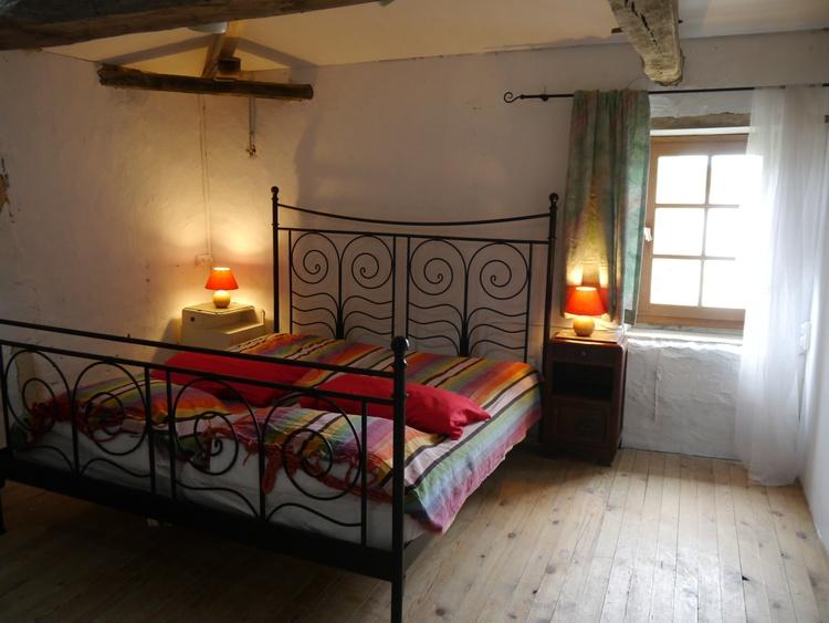 Wohnung Nora - Schlafzimmer