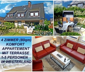 Holiday Apartment Westerland/Sylt