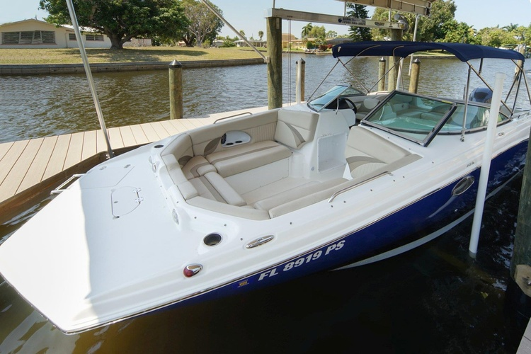 Boat Nautic Star 24 DC OB