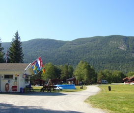 Hütte Hovet i Hallingdal