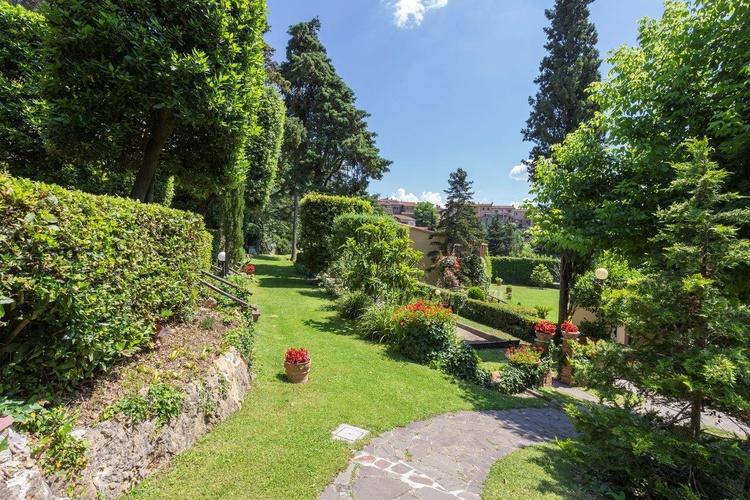 Resindence Villa Elena. Garden