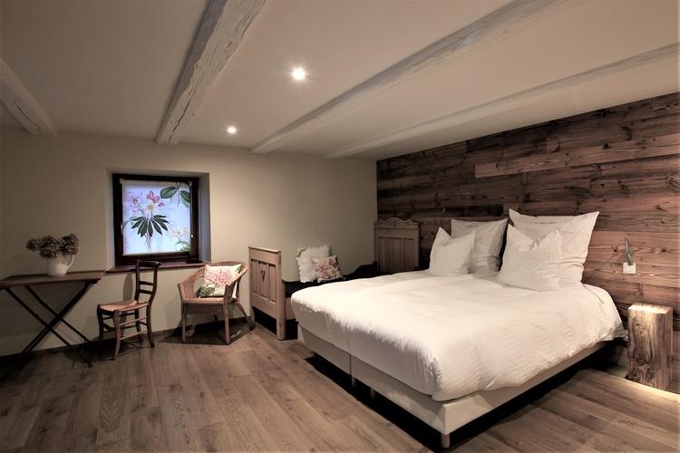 """Ihr Zimmer : """"Hortensia"""" """"Forêt"""" """"Pivoine"""" oder """"Source""""?"""