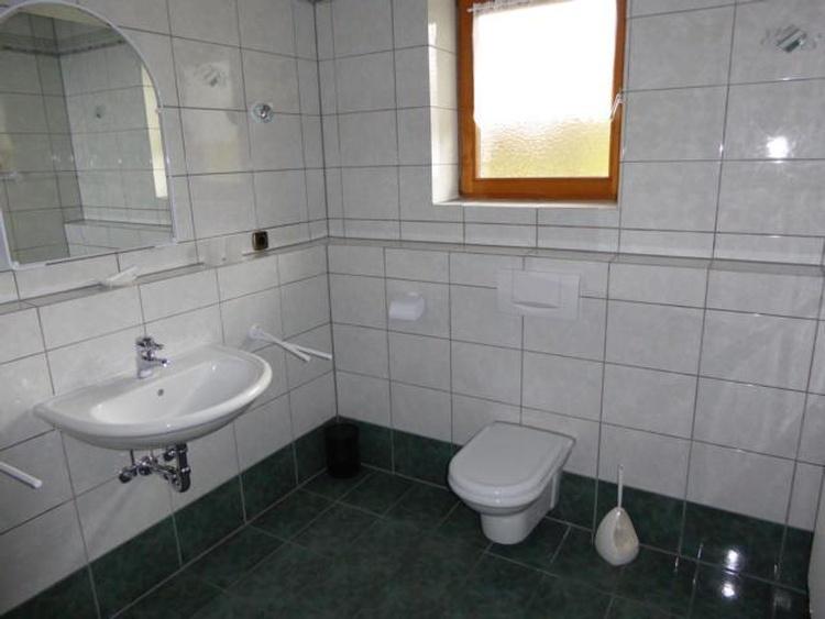 Bad- WC Ferienwohnung Edelweiss