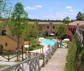 Holiday Apartment Gambassi Terme