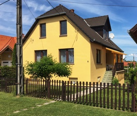 Holiday Apartment Balatonlelle