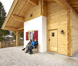 Hütte Grainau